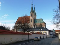 Kroměříž - Stojanovo námestie