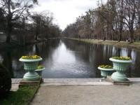 Kroméříž -  jarná prechádzka Podzámeckou zahradou