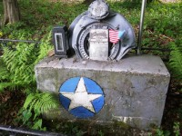Výlet k pamätníku amerických letcov u Šanova