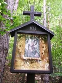 Brumov - Bylnice - Krížová cesta