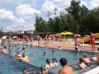 Brumov - Bylnice - kúpalisko a športový areál