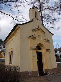 Starý Smokovec - kaplnka Panny Márie Lurdskej