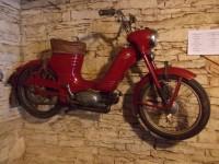 Muzeum motocyklov a hračiek - Šestajovice u Jaroměře