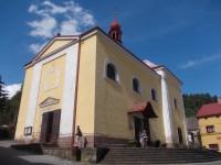 Malé Svatoňovice - pútnicke miesto