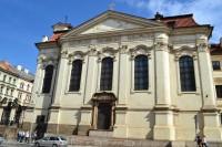 Praha - Pravoslavený kostol sv. Cyrila a Metoda
