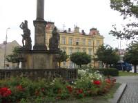 Opočno - Kupkovo námestie - pamiatky