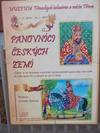 Třinec - muzeum - Panovníci českých zemi