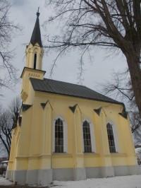 Valašské Klobouky - Cyrilometodějská kaple
