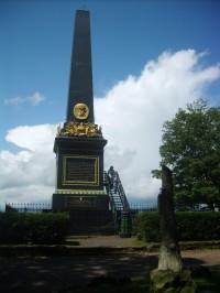 Trutnov - Šibeník Gablenzův památník
