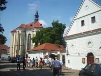 Strahovský pivovar u kláštora