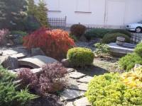 Uherský Brod - japonská záhrada a park