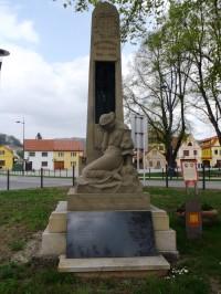 pamätník obetiam svetových vojen