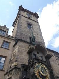 Praha - veža Staromestskej radnice
