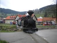 Čiernohronská železnica a Čierny Balog