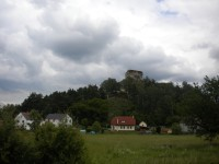 Skalní hrad Jestřebí