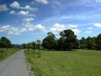 bývalá osada Přední Paště