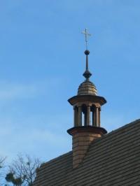 Věžička kostela