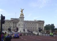 Londýn - Buckingham Palace (Buckinghamský palác)