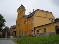 Jeseník - železniční stanice