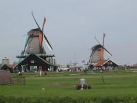 Zaanse Schans - holandský venkov