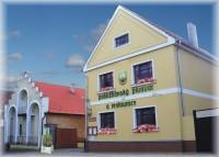 Poddžbánský pivovar Mutějovice  a restaurace s penzionem