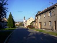 Velká Bystřice -Svésedlická ulice-Foto:Ulrych Mir.