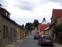 Velká Bystřice-Havlíčkova ulice-Foto:Ulrych Mir.
