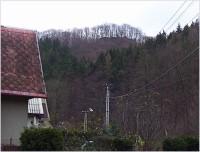 Hluboký-zbytky hradu