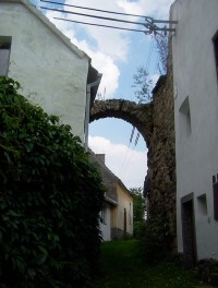 Myšenec-místní část Protivína-hrad