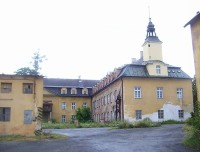 Hošťálkovy-zámek