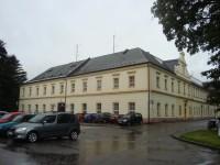 Vrchlabí-bývalé správní a hospodářské budovy zámku z r.1830-Foto:Ulrych Mir.