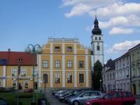 Nové Hrady-zámek