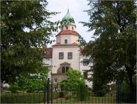 Častolovice-zámek