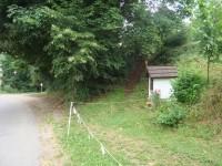 Pastviny-kaplička v přírodním parku Orlice-Foto:Ulrych Mir.