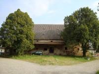 Holasovice-barokní sýpka