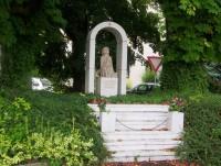Libice nad Cidlinou-památník Sv. Vojtěcha