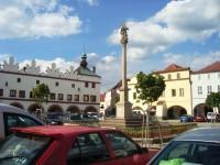 Nové Město nad Metují-Husovo náměstí