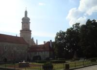 Nové Město nad Metují - pomník Bedřicha Smetany