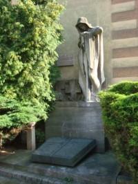Poděbrady-památník obětem fašismu