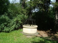 Poděbrady-studánka (Komenského) železité vody