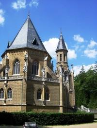Třeboň-Schwarzenberská hrobka