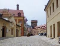 Tábor-hrad Kotnov, pivovar a hotel Dvořák