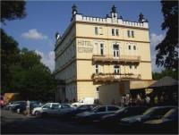 Hrubá Skála-hotel Štekl