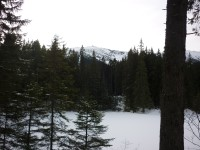 Chopok - zimní výstup