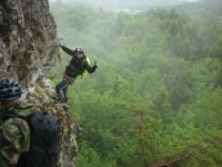 Höhenglücksteig via Ferrata