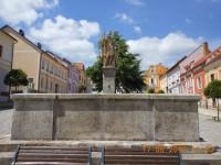 Kašny na náměstí - Vimperku