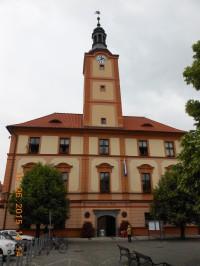 Vyhlídková radniční věž Sušice