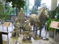 Terakotová armáda ve Spa Hotelu Thermal v Karlových Varech