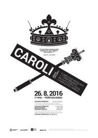 Výstavní projekt: Caroli Genius Loci_Moci v Karlových Varech
