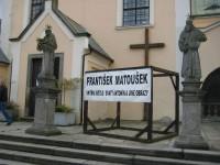 František Matoušek: Vnitřní světlo/Svatý Antonín a jiné obrazy